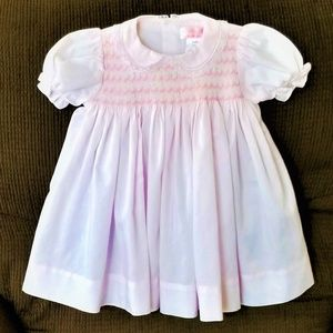 Petit Ami 6M Smocked Embroidered Dress